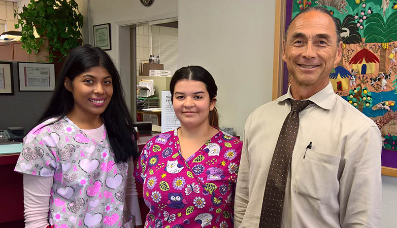 Staff at Fremont Back and Neck Pain Relief in Fremont, CA